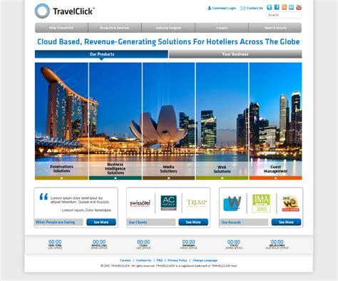 membuat web travel agent travel agency website danny s portfolio