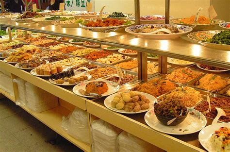 foods for buffets file vegie buffet jpg wikimedia commons