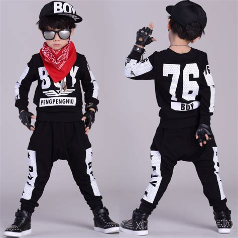 2016 new fashion autumn children s clothing set