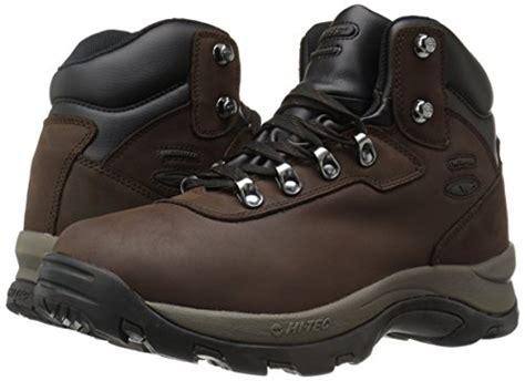 hi tec altitude iv waterproof hiking boot mens hi tec s altitude iv waterproof hiking boot apparel