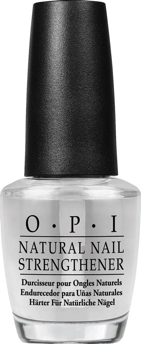 Nail Strengthener by Nail Strengthener Opi