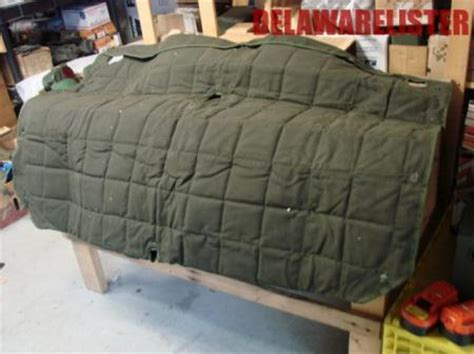 Jeep Blanket M151 M151a1 M151a2 Army Jeep Winter Weather