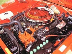 Dodge Charger Hemi Engine 1969 Dodge Charger Daytona 426 Hemi Engine 2
