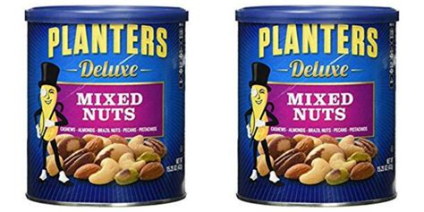 Planters Mixed Nuts Coupon by Save On Planters Deluxe Mixed Nuts Savings Done