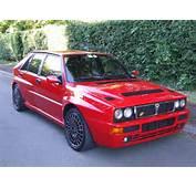 Lancia Integrale Car Guide