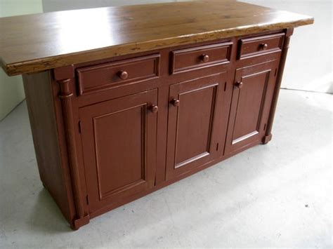 kitchen island bases farmhouse kitchen islands