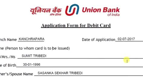 union bank credit card apply union bank of india credit card apply infocard co
