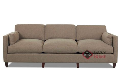 Jacksonville Sofa jacksonville fabric sofa by savvy is fully customizable by