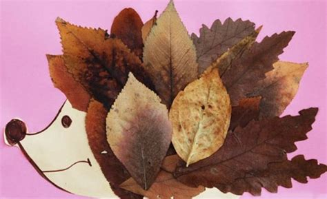leaf craft for fall leaf crafts for find craft ideas