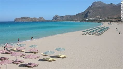 worlds 100 best beaches cnn 100 falassarna beach crete greece