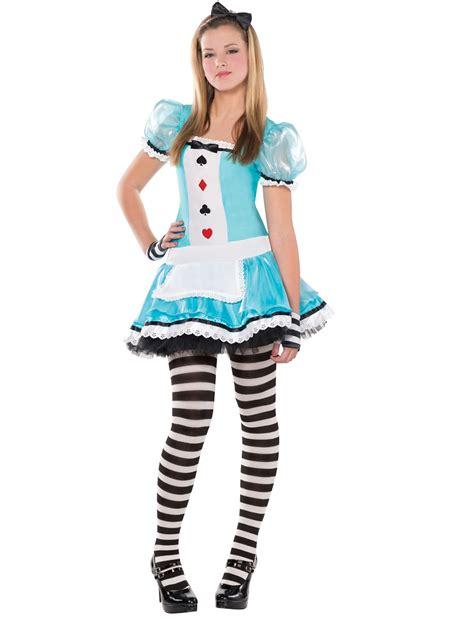 halloween costumes for teen girls teen clever alice costume 841967 55 fancy dress ball