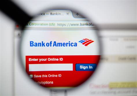 bank america website is a second chance checking account right for you