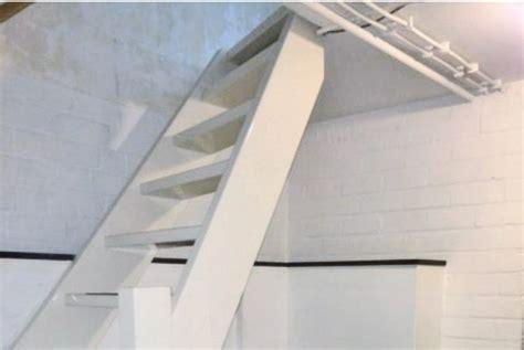 zelf trap maken kosten vaste trap maken