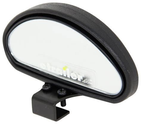 Best Blind Spot Mirrors cipa top mounted blind spot mirror convex cl on 4 quot oval qty 1 cipa mirrors cm49805