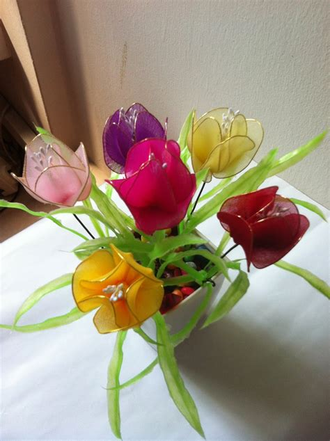 Handmade Craft Flowers - handmade flowers singapore handmade and