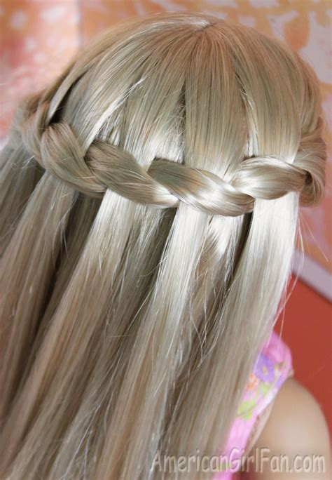 Practice Hair Style Doll by Americangirlfan Doll Hairstyles
