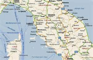 central map of towns map of central italy deboomfotografie