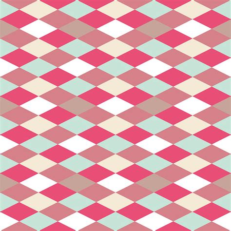 abstract retro pattern abstract retro geometric pattern digital art by atthamee ni