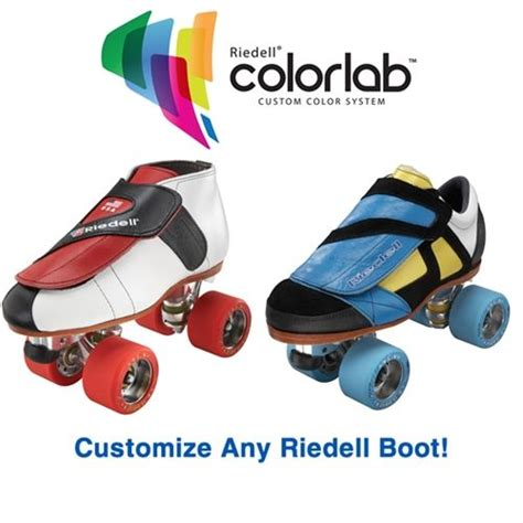 riedell color lab riedell color lab customize your skate boots sk8