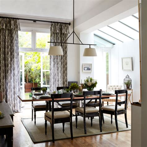 Classic Dining Rooms 10 Of The Best Ideal Home Dining Room Lighting Uk
