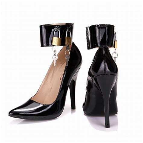 high heels with locks 17 best images about sissy heels on patent