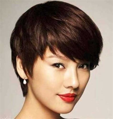japanese haircuts for thick hair most lovely asian pixie cut pics short hairstyles 2017