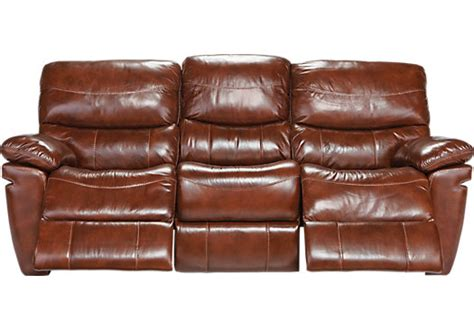 Chestnut Leather Sofa la verona chestnut leather reclining sofa leather sofas
