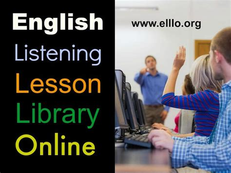 english tutorial online website 58 best english lessons on elllo images on pinterest