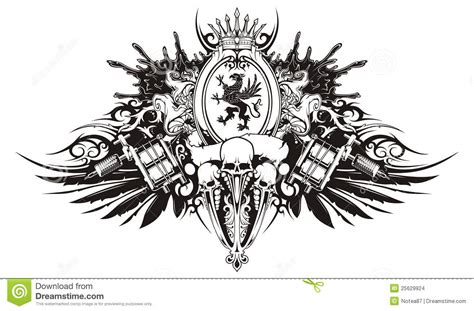coat of arms stock images image 25629924