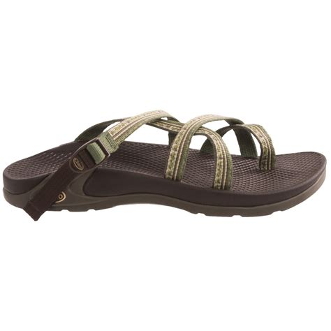 chaco zong sandals chaco zong ecotread sandals for 6509u save 53