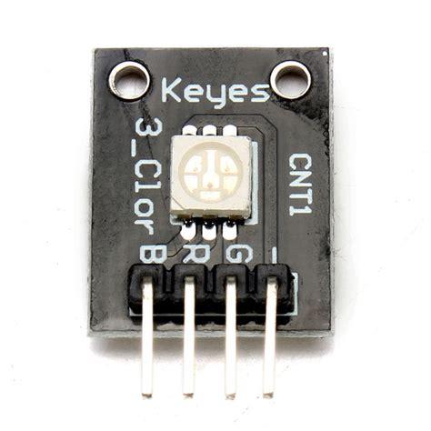 Terlaris Modul Led Rgb Color Smd 5050 Arduino Warna Warni Cahaya 3 Fargers Rgb Smd Led Modul 5050 Farge Pwm For