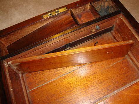 Secret Compartments in Desks   The Antiques DivaThe Antiques Diva