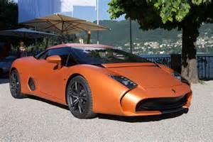 Lamborghini Country Of Origin 2014 Lamborghini 5 95 Zagato Coupe Images