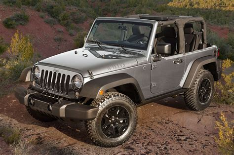 In A Jeep Jeep Wrangler Gets New Packages Refined Looks For 2016
