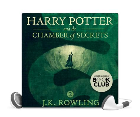 libro fm harry potter and the chamber of secrets featured audiobook