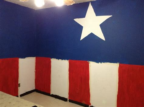amerika schlafzimmer i wanted to paint my room and since im a captain