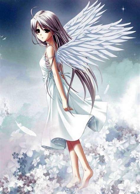 Imagenes Anime De Angeles | angeles de anime hombres y mujeres taringa