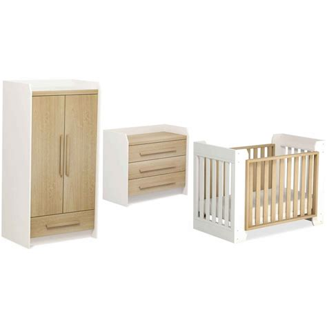 3 nursery furniture sets urbane omni transformer 3 nursery furniture set by boori