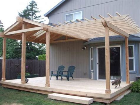 half deck house designs 25 best ideas about patio decks on pinterest patio deck
