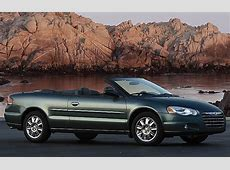 Used 2006 Chrysler Sebring Convertible Pricing - For Sale ... 2006 Chrysler Sebring Convertible For Sale