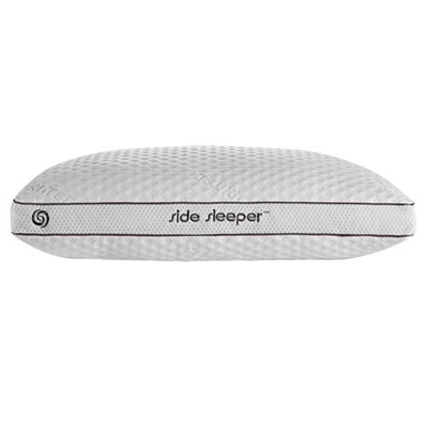 Bedgear Pillow by Side Sleeper Performance Pillow By Bedgear