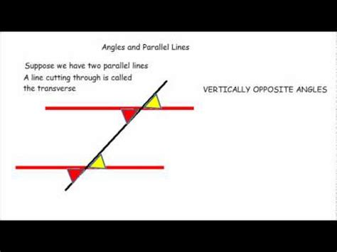 supplementary lines corresponding alternate and supplementary angles and