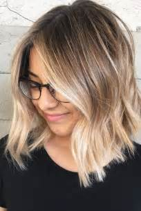 does ombre work with medium layered hair length 17 best ideas about shoulder length on pinterest