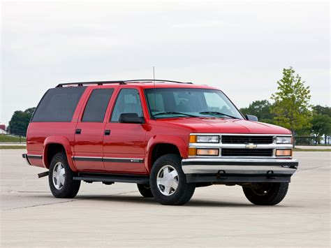 old car owners manuals 1994 gmc suburban 1500 electronic valve timing 1994 99 chevrolet 1500 suburban gmt400