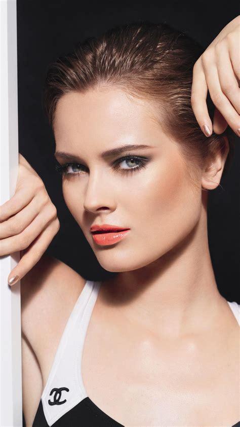 wallpaper monika jagaciak top fashion models  model