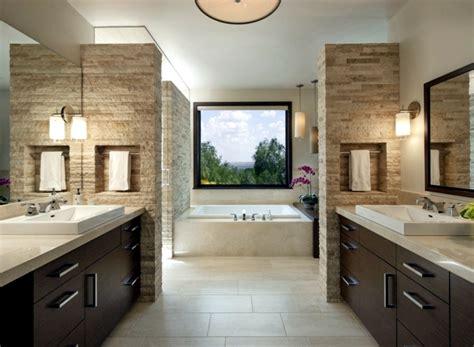master badezimmerideen druhy obkladů do koupelny