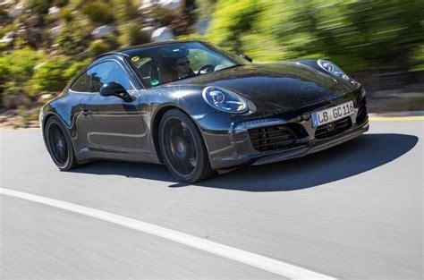 porsche 911 2016 un primer vistazo en fotos al restyling