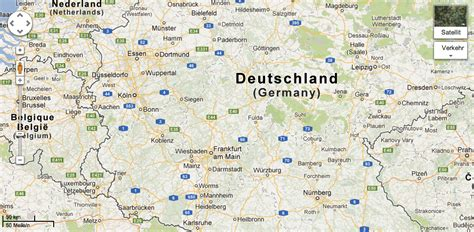 germany satellite map why maps germany