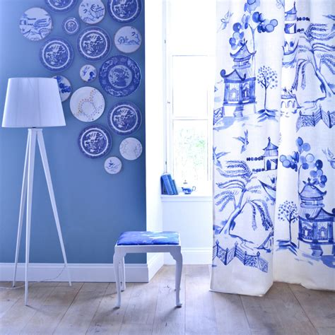 blue willow curtains blue willow curtains 28 images blue willow pattern