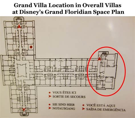 grand floridian floor plan review the villas at disney s grand floridian resort